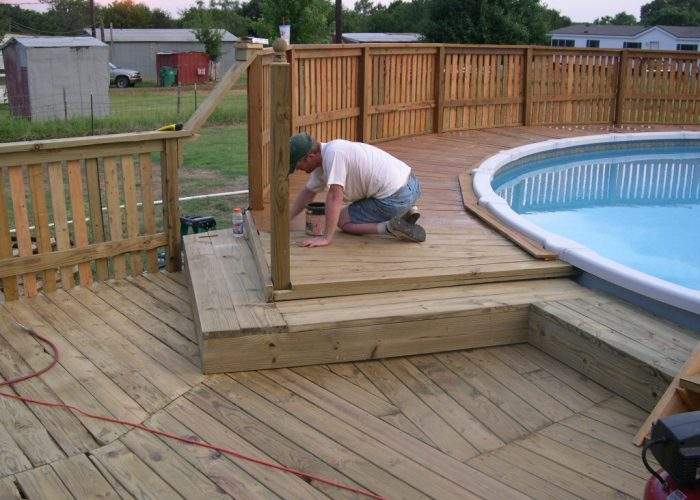 pool deck cover abilene