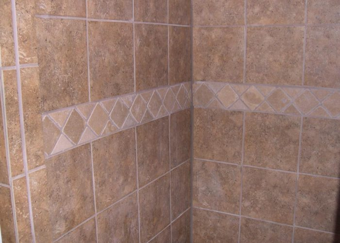 custom bathroom tile surround coleman tx