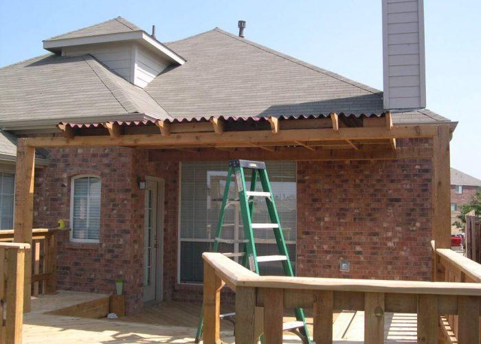 building a new deck abilene tx