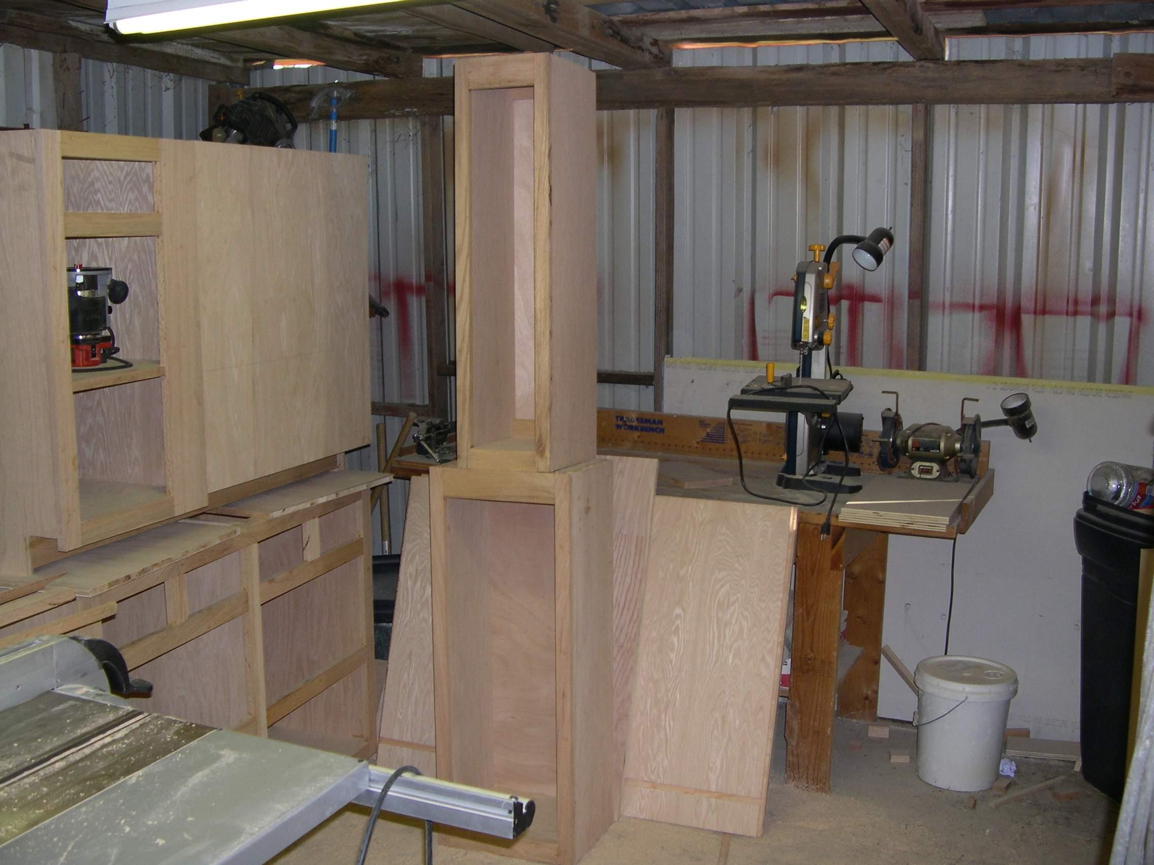 Custom Cabinet Shop Texas Sls Enterprises