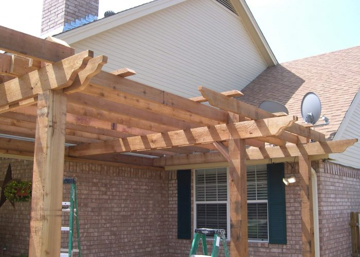 pergola porch cover